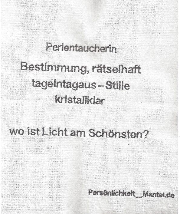 Storybook. – Persoenlichkeit_Mantel
